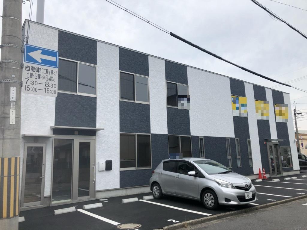 大津市 湖西線堅田駅徒歩12分 2階約15坪新築店舗テナント
