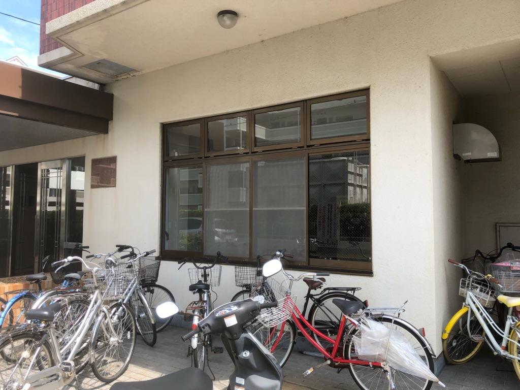 草津市草津町 1階約16坪テナント 塾、整骨院におすすめです☆駐車場1台あります。