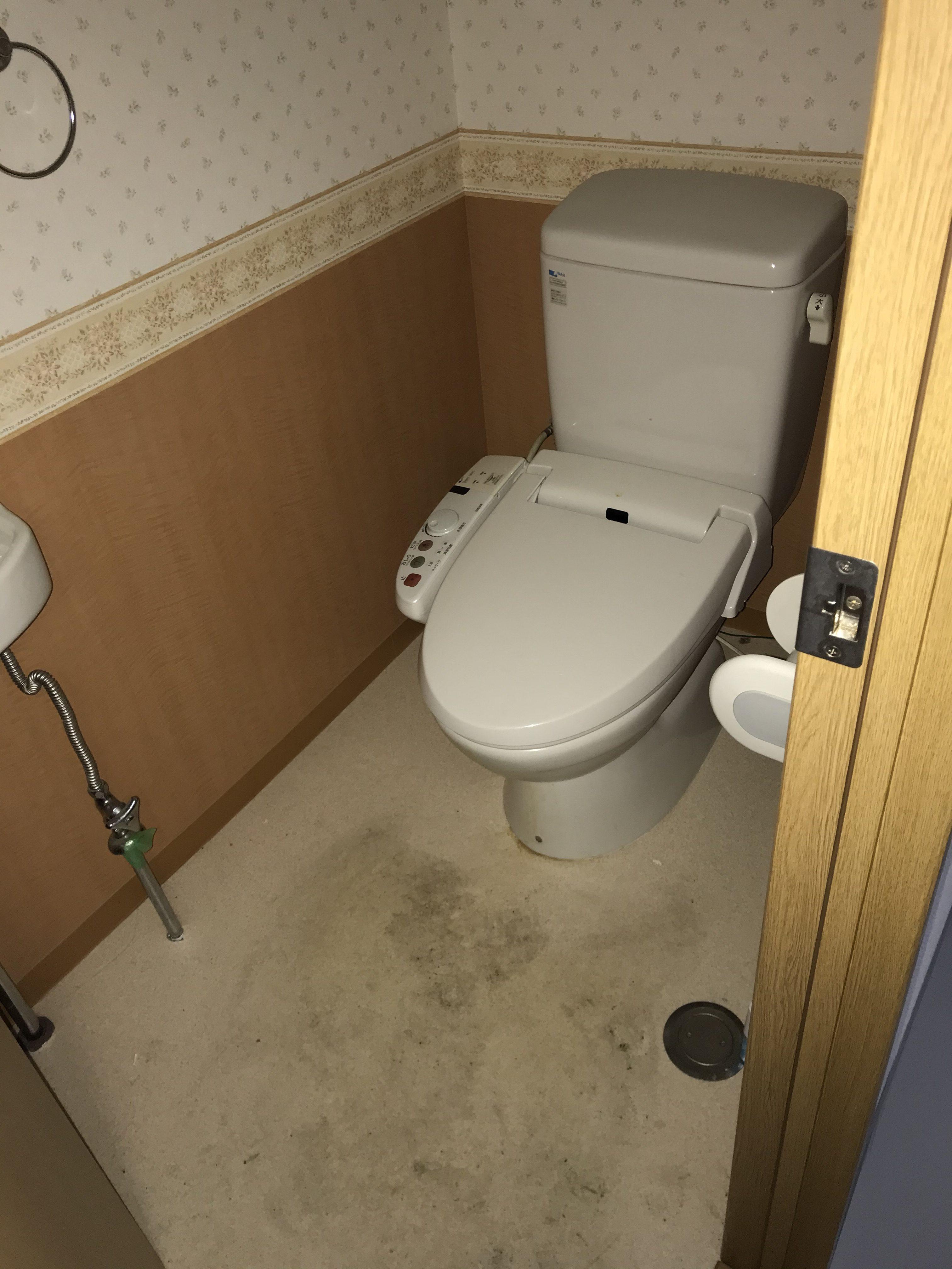 大津市 事務所 トイレ