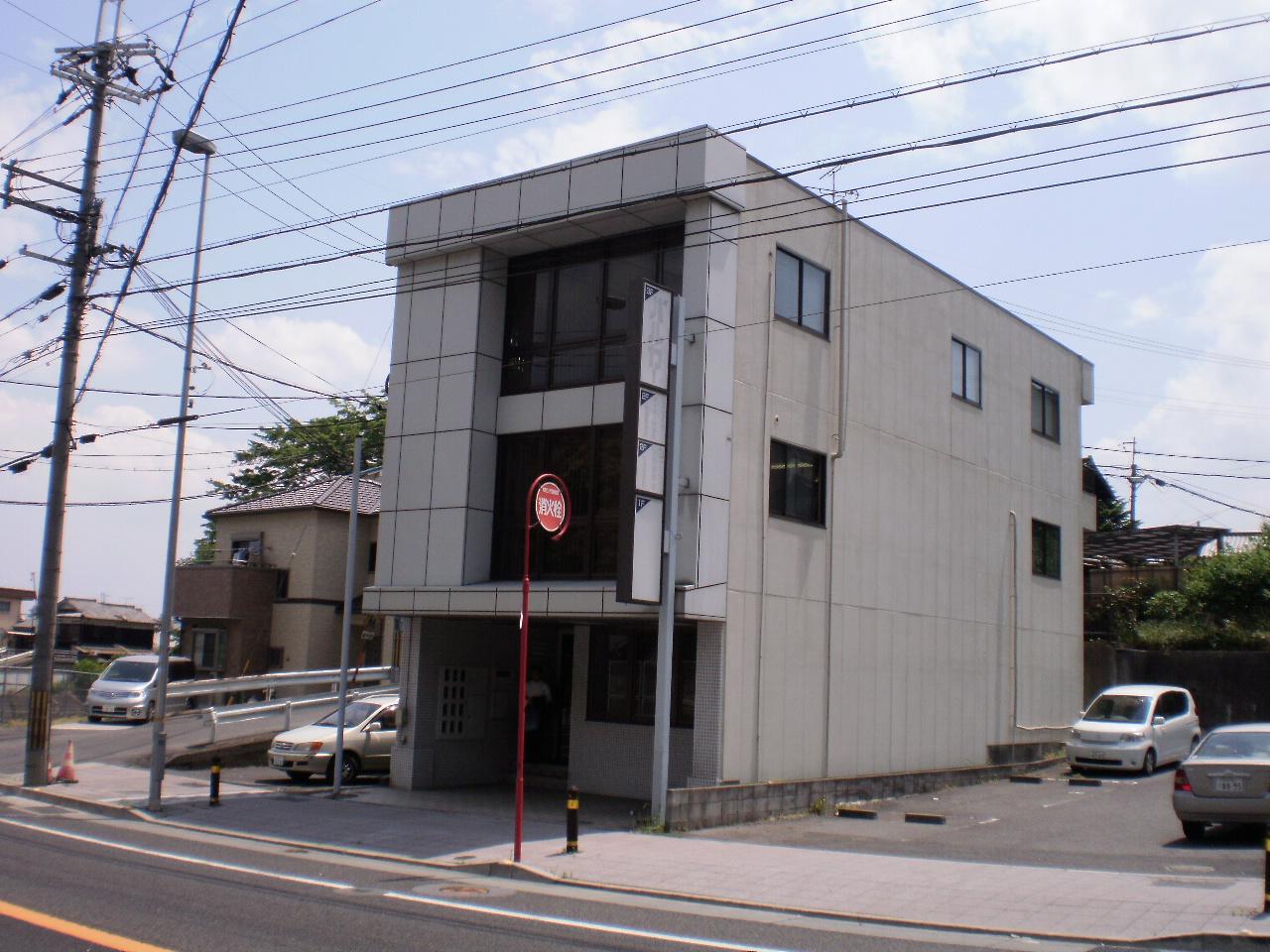 大津市 JR大津駅徒歩7分、教室、事務所向き3Fテナント。
