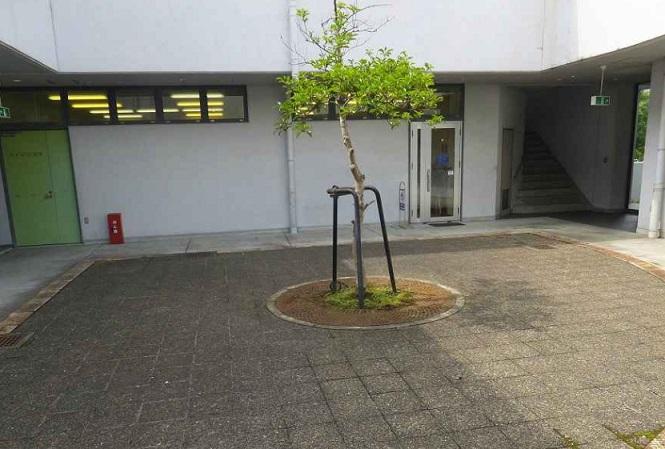 近江八幡市 JR近江八幡駅徒歩2分 ショッピングセンターの隣、事務所、サービス業向きテナント