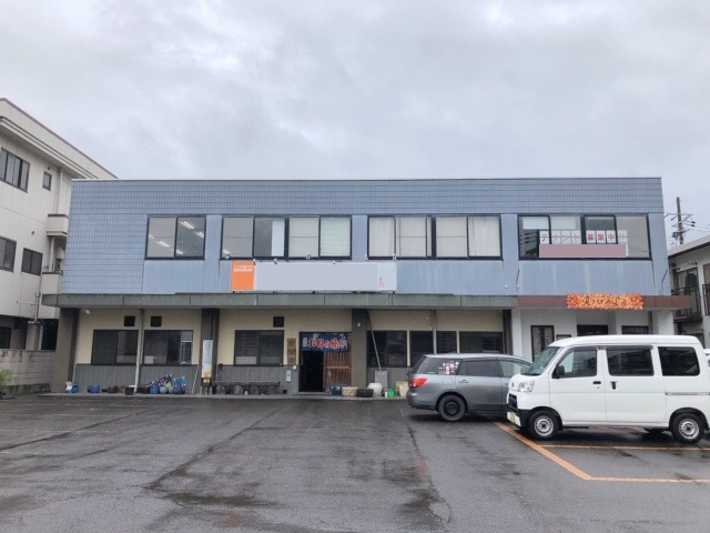 湖南市 JR甲西駅徒歩8分 2階約12坪事務所テナント