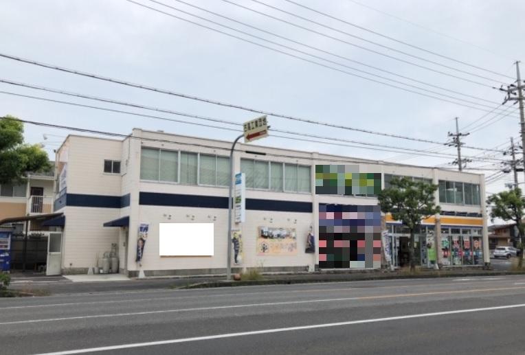 守山市 幹線道路沿いテナントビル 2F事務所向きテナント 敷地内駐車場確保可能