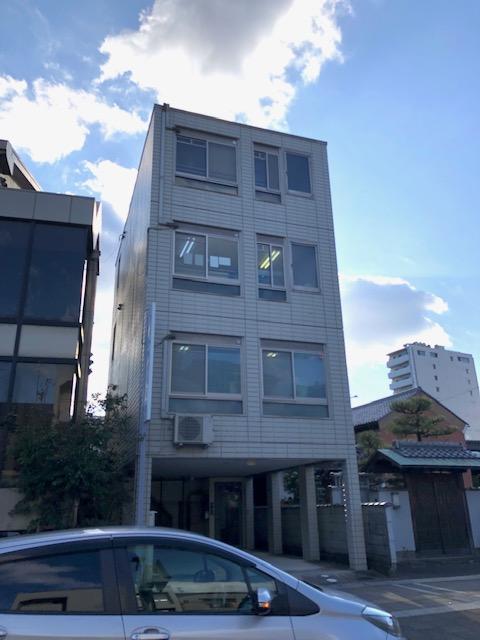 大津市 JR大津駅徒歩5分 4階約11坪事務所向きテナント