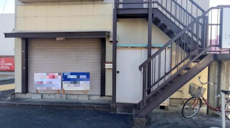 守山市 播磨田町エリア 1階約15坪倉庫テナント 駐車場あり♪