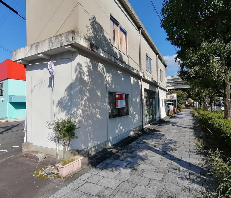 大津市 JR湖西線比叡山坂本駅徒歩3分 1階約14坪店舗テナント