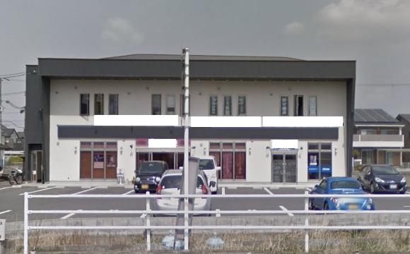 甲賀市 近江鉄道水口城南駅徒歩5分 2階約10坪テナント 水道代・駐車場1台分込み♪