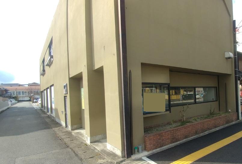 野洲市 JR野洲駅徒歩3分、駅近の大型店舗テナント