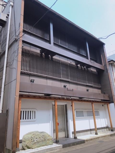 草津市 JR草津駅徒歩3分 飲食店居抜き4階建一棟貸ビル
