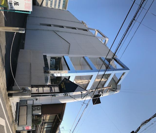 大津市 京阪びわ湖浜大津駅徒歩4分、飲食ビル、スナック居抜き3階テナント