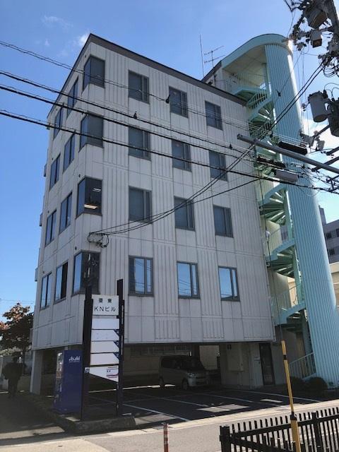栗東市下鈎 JR栗東駅徒歩12分、オフィスビル4階約24坪テナント