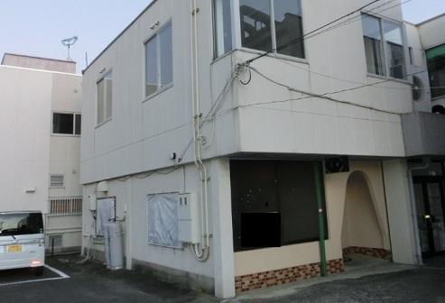 近江八幡市 JR近江八幡駅徒歩5分 サンロード沿い1階店舗