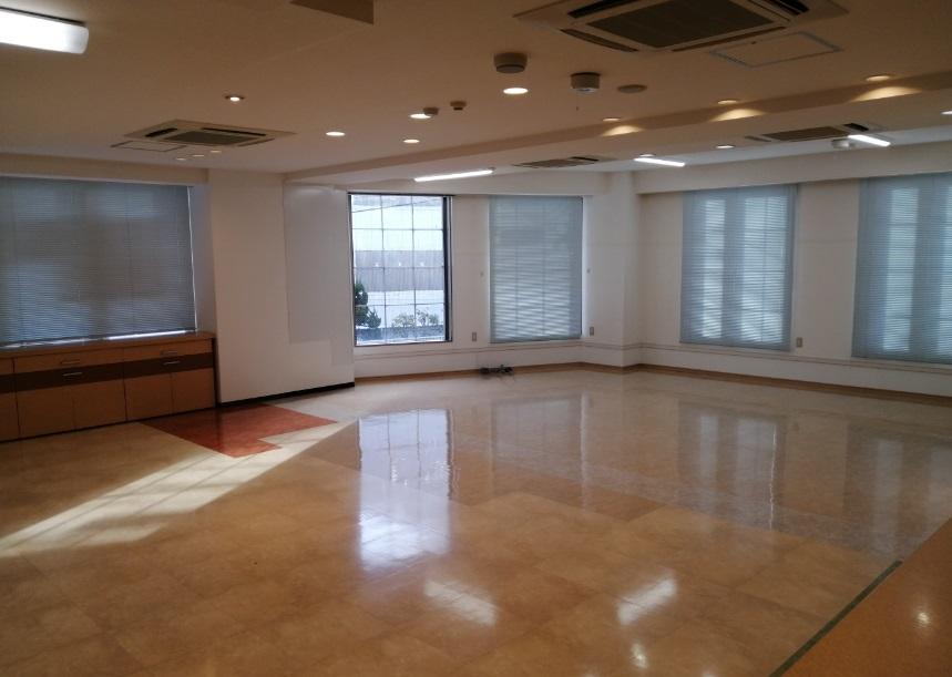 大津市 JR石山駅徒歩10分 国道沿い2階約37坪事務所向きテナント