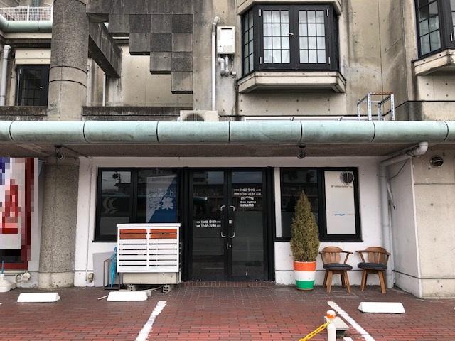 大津市 1F約16坪飲食店居抜きテナント、来客用ガレージ3台