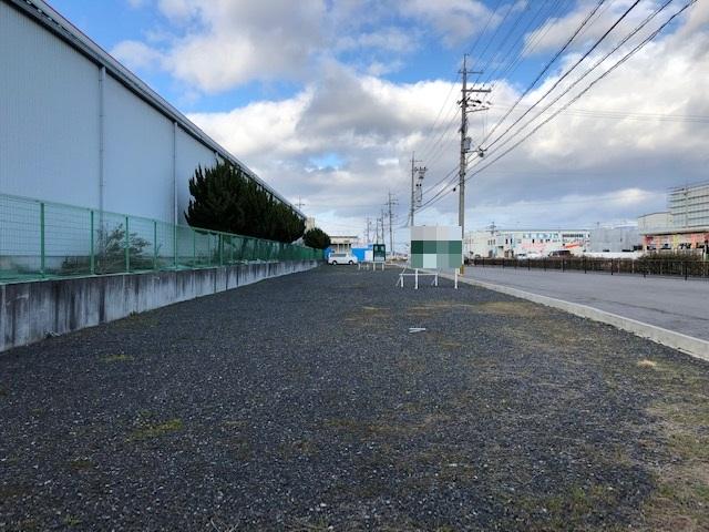 守山市 幹線道路沿い 約334坪 事業用地