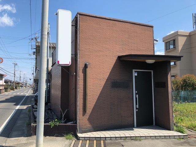 草津市 下笠エリア 浜街道沿い 1階約8坪スナック・バー向きテナント