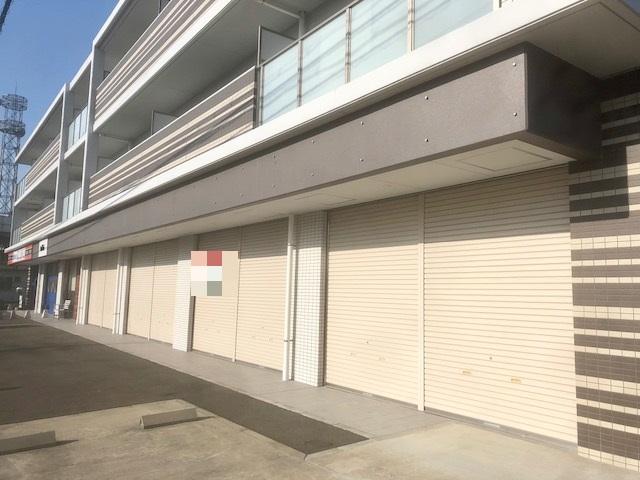 栗東市 JR草津駅徒歩15分 1階約43坪テナント☆ 駐車場有