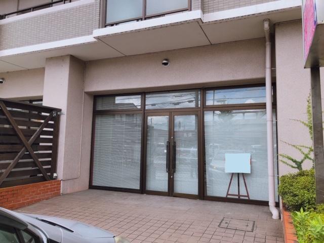 大津市 県道沿い約18坪店舗事務所テナント