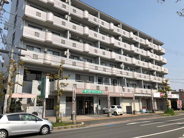 近江八幡市 JR近江八幡駅徒歩12分 1階約35坪店舗テナント