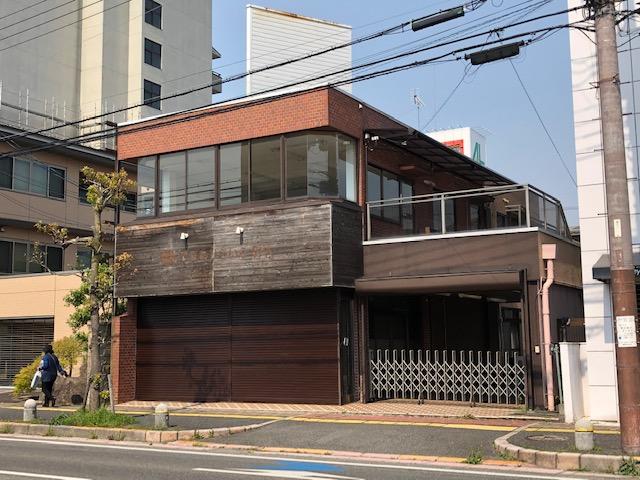 近江八幡市 JR近江八幡駅徒歩15分 ブーメラン通り沿い2階建貸店舗