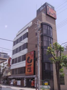 野洲市 JR野洲駅前、6F約34坪、飲食店居抜きテナント。